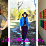 "Creative and Fun ""Style Story"" with Julie"