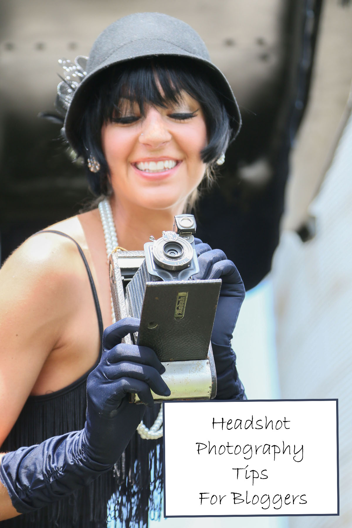 Headshot Photography Tips For Bloggers