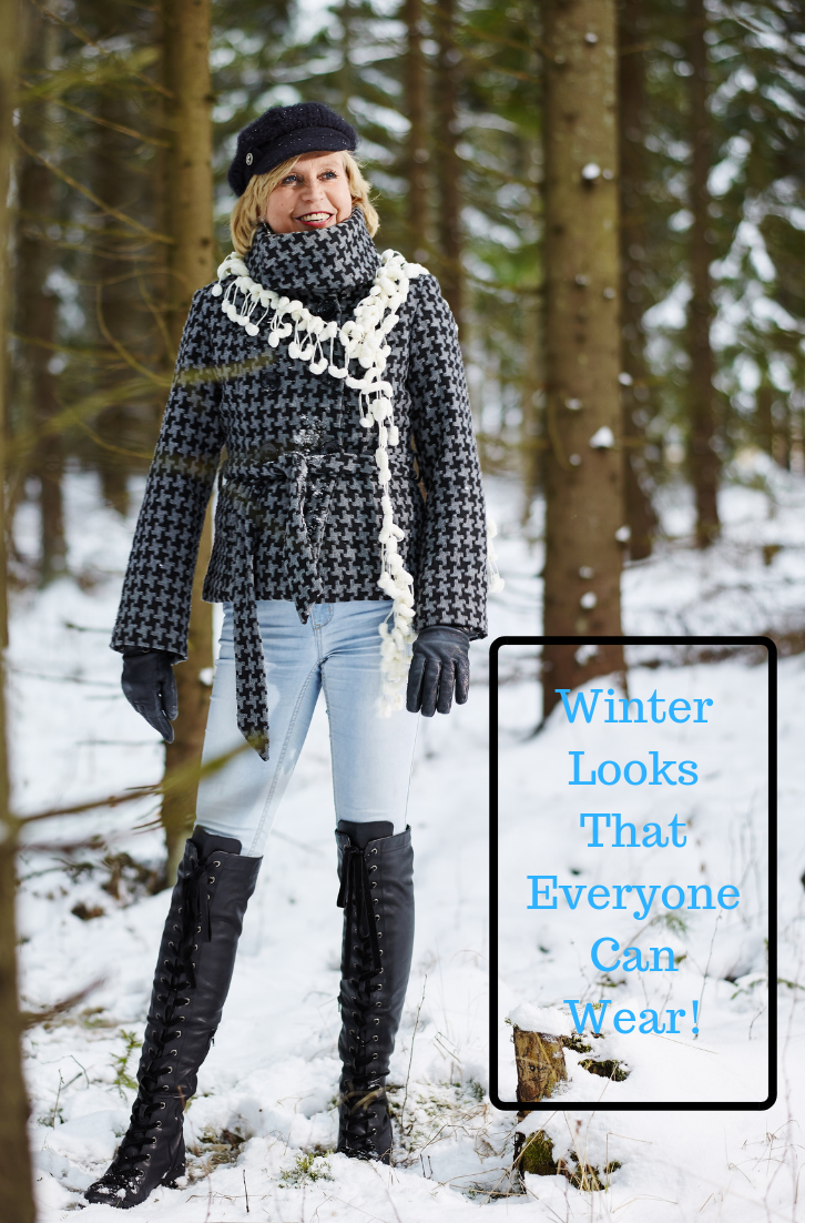 Winter Looks That Everyone Can Wear!